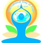 国際ヨガの日ロゴ